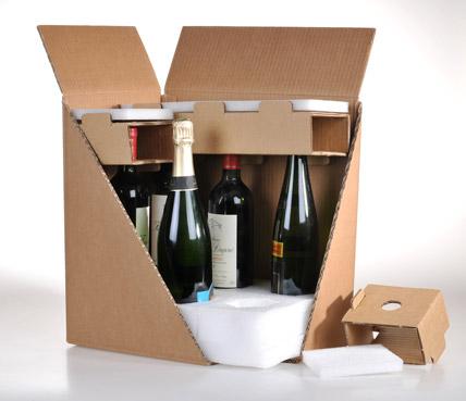 innovations emballages et suremballages emballage bouteilles. Black Bedroom Furniture Sets. Home Design Ideas