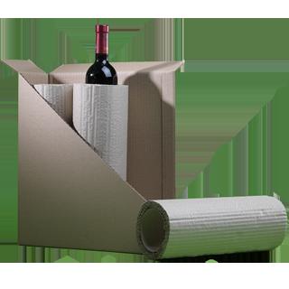Emballage Bouteille WIP Modèle 3 bouteilles